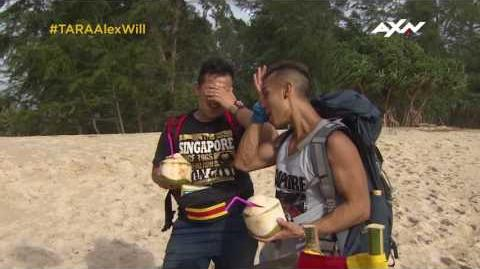 The Amazing Race Asia 5 - Racers' Reflect Will & Alex Part 2