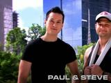 Paul & Steve/Gallery