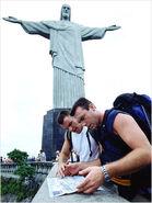 Chris and Alex - Brazil Leg 1