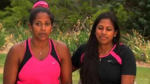 The Amazing Race 21 - Meet Natalie & Nadiya
