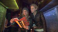 S22 Caroline Jennifer Read Roadblock Clue