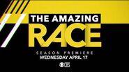 The Amazing Race - Season Premiere (Preview)