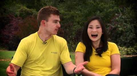 The Amazing Race - Meet Ernie & Cindy