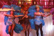 Jeff Jackie Showgirl Dancing