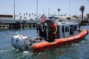 Misti Jim Coast Guard Excercise