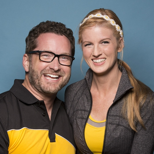 Burnie & Ashley