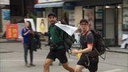 Tyler Korey Leg11 Running