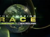 The Amazing Race: Australia v New Zealand