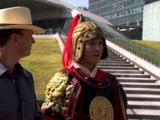 The Amazing Race: All-Stars (2014)/Greeters