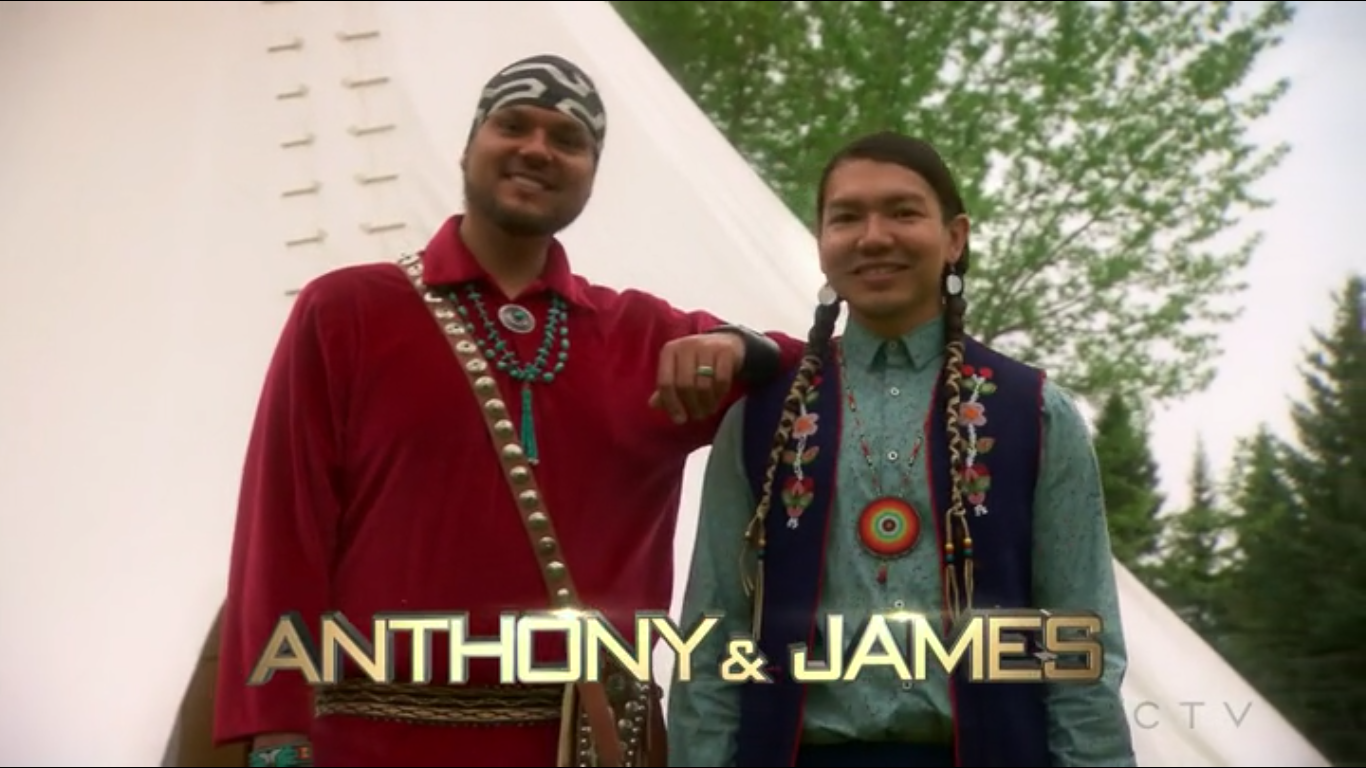 Anthony & James/Gallery