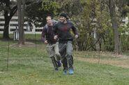 Bates Anthony Run to Finish Line