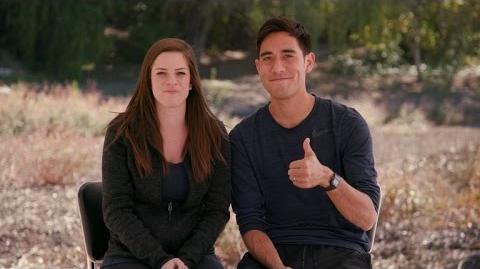 The Amazing Race - Zach And Rachel (Partner Predictions)