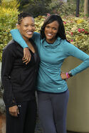 Kisha & Jen