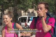 Denise JamesEarl Shocked