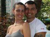 Sandy & Francesca