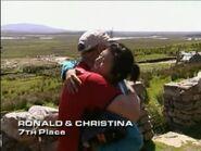 S12 Ron Christina Leg1 Finish