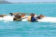 Idries Jamil Outrigger Canoe
