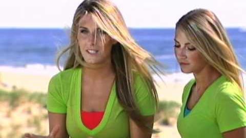 Katie and Rachel