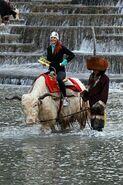 Jaime Yak Riding