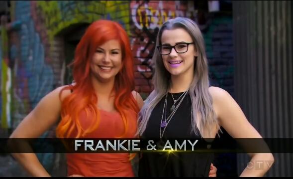 Frankie & Amy/Gallery