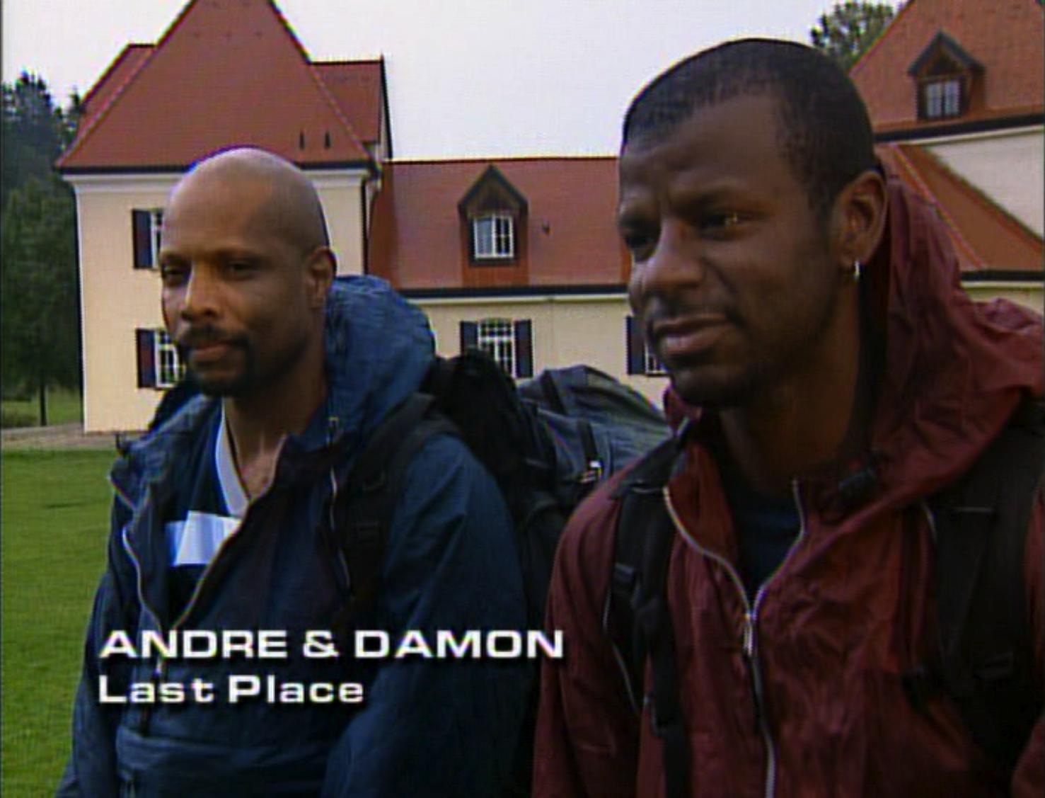 Andre & Damon/Gallery