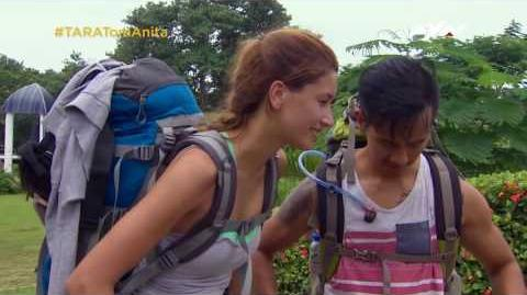 The Amazing Race Asia 5 - On The Mat With Tom & Anita