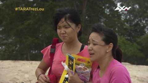 The Amazing Race Asia 5 - On The Mat With Treasuri & Louisa