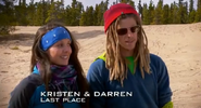 Kristen & Darren — 3rd gone