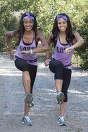 Jazmine & Danielle