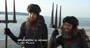 Brandon Adam Eliminated