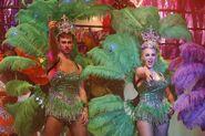 Hayley Blair Showgirl Dancing