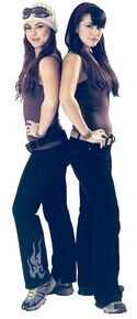Pamela & Vanessa (AS2)
