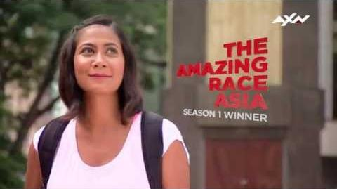 Application for The Amazing Race Asia - EXTENDED!