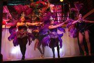 Harley Jonathan Showgirl Dancing