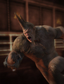 The Rhino in the video game