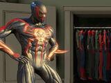 Spider-Man 2099 suit