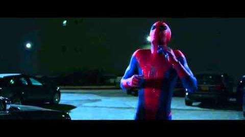 Car Thief (Extended Scene) - The Amazing Spider-Man (1080p)