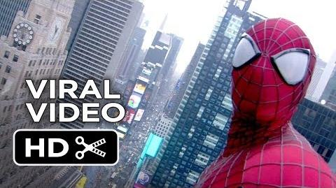 The Amazing Spider-Man 2 Viral Video - Times Square (2014) - Spider-Man Movie HD