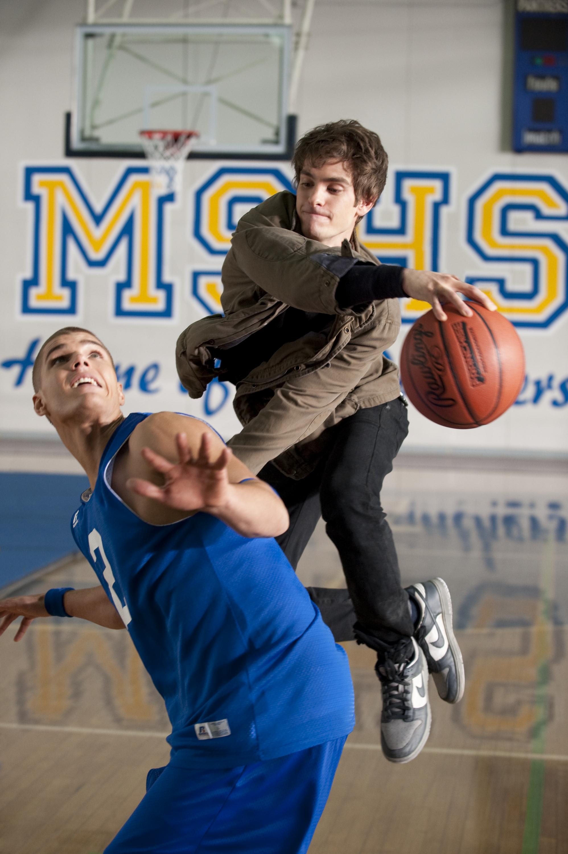Peter and Flash play basketball.jpg
