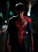 Spider-Man unmasked