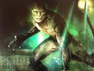The Lizard concept art