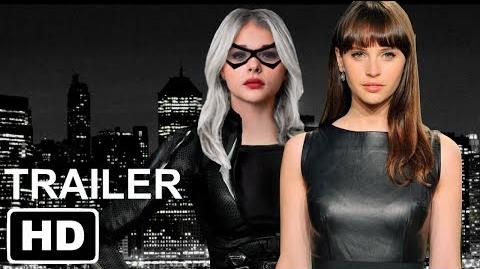 Silver Sable and Black Cat (Felicity Jones) TRAILER TEASER FAN MADE 2018