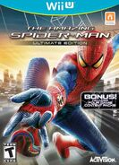 The Amazing Spider-Man - Ultimate Edition - Wii U game