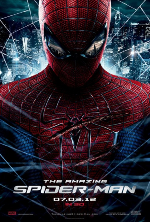 The Amazing Spider-Man second poster.png