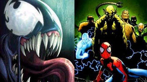 Sony Announces Venom And Sinister Six Spin-off Movies