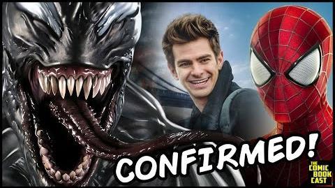 Andrew Garfield CONFIRMED for Venom & Black Cat as Spider-Man