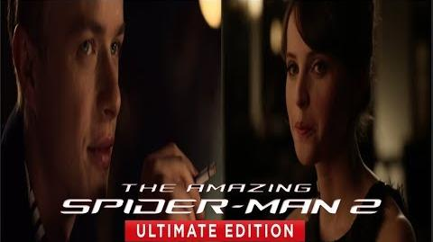 "Marvel's The Amazing Spider-Man 2 Ultimate Re-Cut Edition (Fan) TV Spot 3 ""Harry and Felicia"""