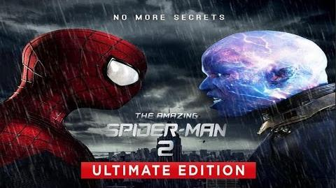 Marvel's The Amazing Spider-Man 2 Ulitmate Re-Cut Edition (Fan) Film Trailer