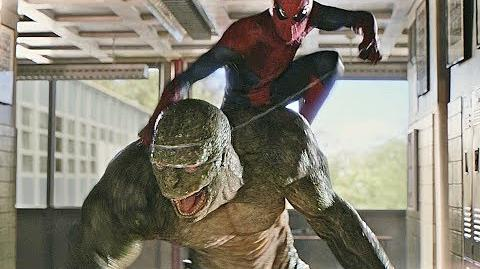 "Spider-Man Vs The Lizard ""Stan Lee Cameo"" Español Latino (4K-HD) The Amazing Spider-Man"