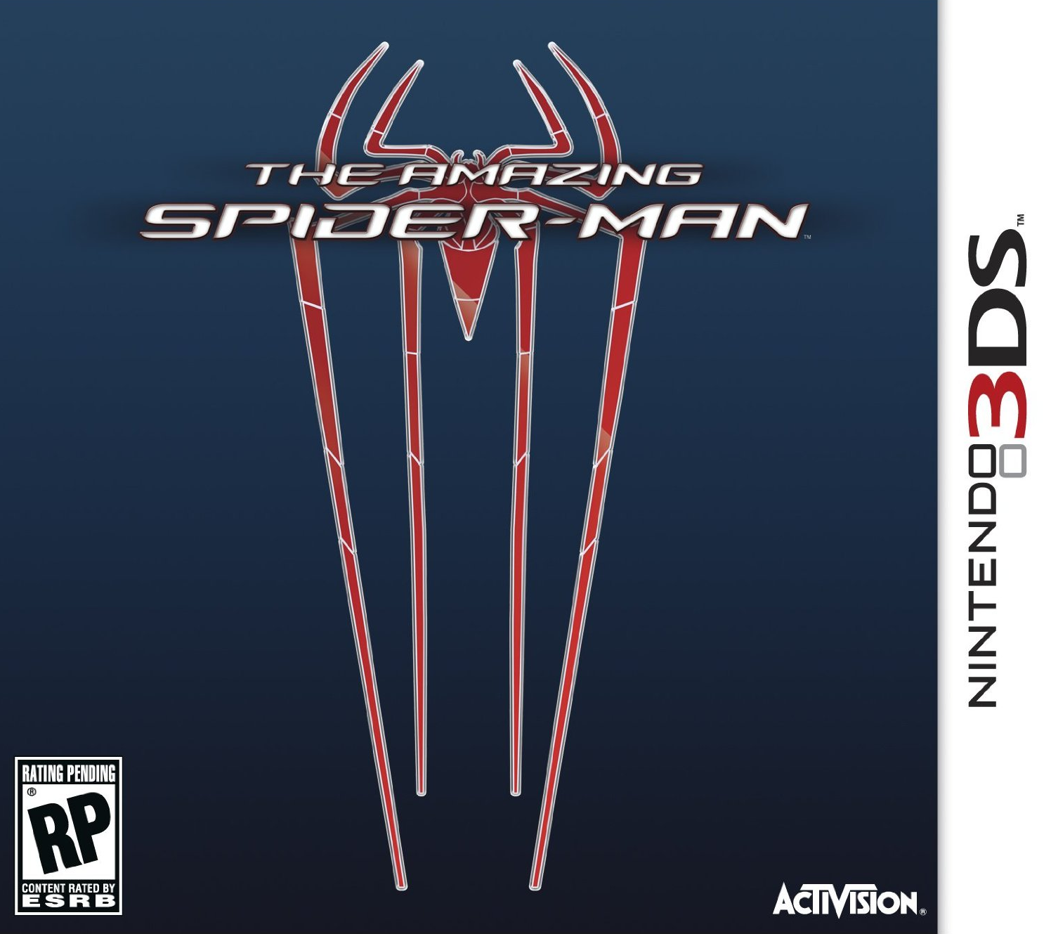 The Amazing Spider-Man - Nintendo 3DS game.png